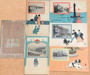南満州鉄道記念絵葉書